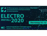 ELECTRO INSTALL - 2020