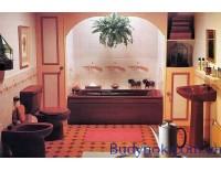 Великолепные винтажные ванные комнаты последних 100 лет