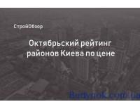 Сколько стоил квадратный метр в новостройках Киева. Октябрь