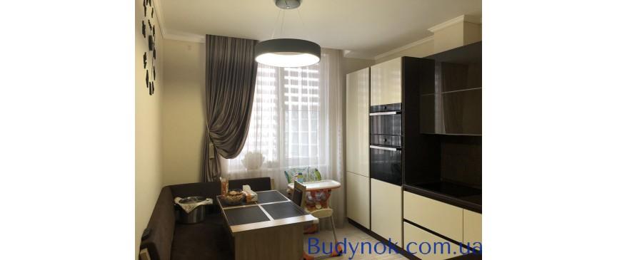 Двух комнатная квартира в НОВОМ доме с Ремонтом, Альтаир!