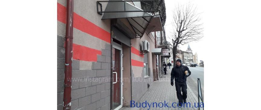 Здам приміщення під бізнес М.Рогатин, Івано-Франківська обл.