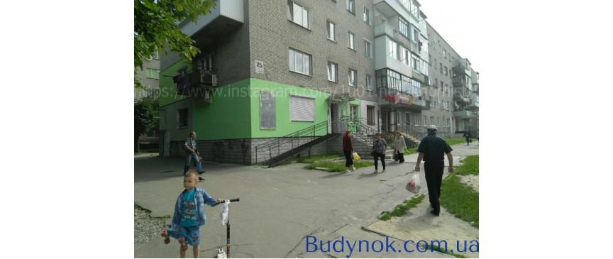 Продам приміщення М.Червоноград,вул.Стуса 25