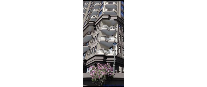 Продам 1-к квартиру на ул.Генуэзская в ЖК «Родос». ВИД НА МОРЕ