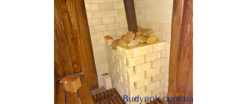 Уютный меблированный дом с бассейном, баней, зоной барбекю