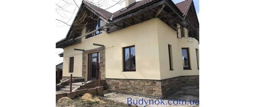 Дом в коттеджном поселке Севериновка