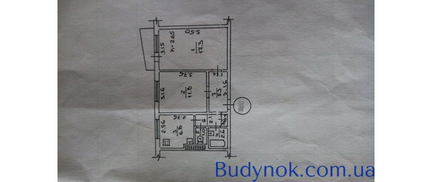 Продажа квартиры в центральной части Одессы