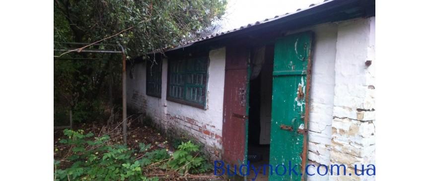 Продам участок 25 соток и дом под Полтавой
