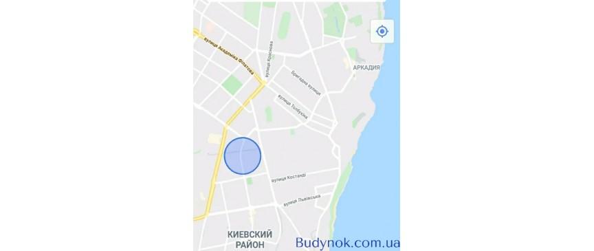 Продам зем.участок 0.9га в Киевс.р-не Одессы под застройку.