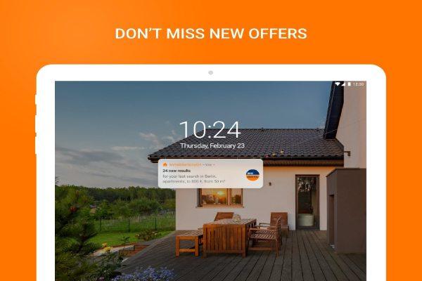 Immobilienscout24.de лидер среди сайтов по недвижимости в Германии