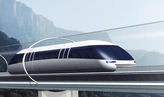 Суперскоростные поезда