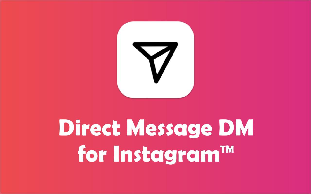 direct message