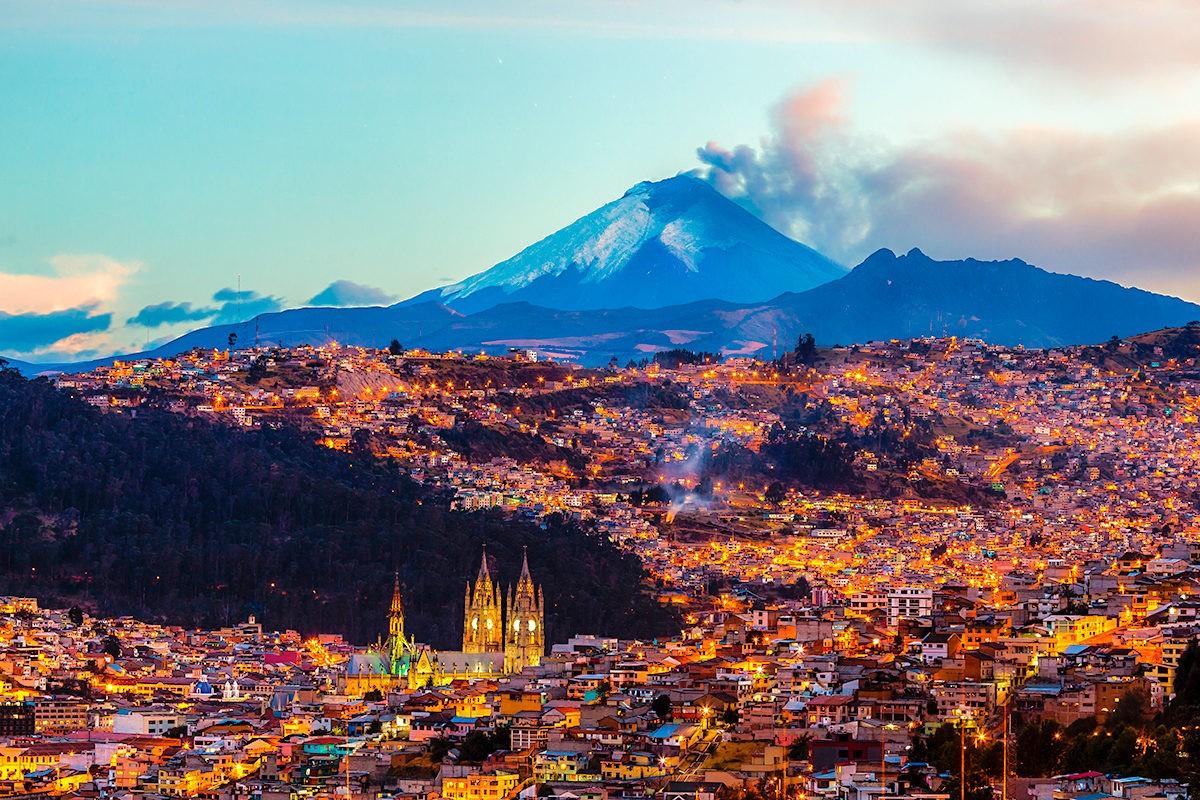 ekvador nedvizimost